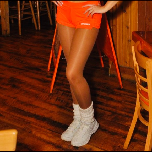 Accessories - Tamara footed or footless pantyhose tights Hooters